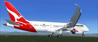 Qantas Direct Entry Trainee Second Officer Scheme